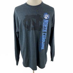 North Carolina Tarheels Long Sleeve Shirt NEW